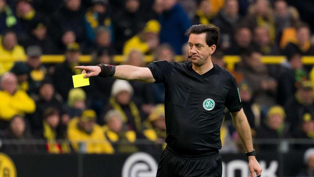 Bundesliga Schiedsrichter Ansetzung