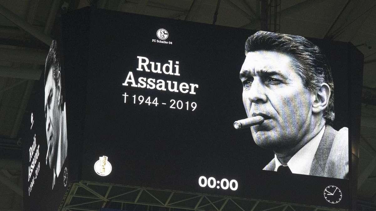 Rudi Assauer Tod