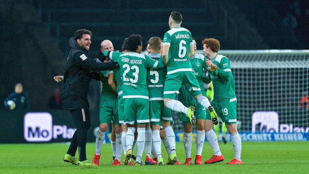 Werder Bremen Form