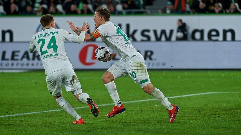 Werder Wolfsburg Zusammenfassung