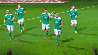 Jetzt Live Sv Werder Bremen Gegen Fc Schalke 04 Im