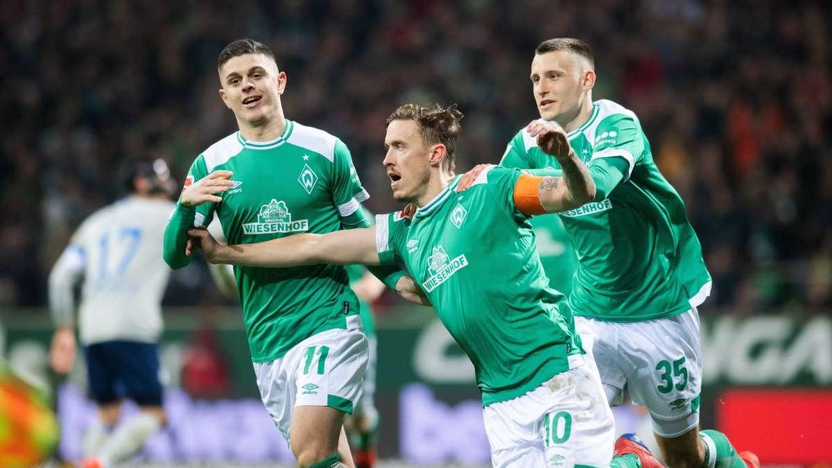 Bremen Schalke 0 3