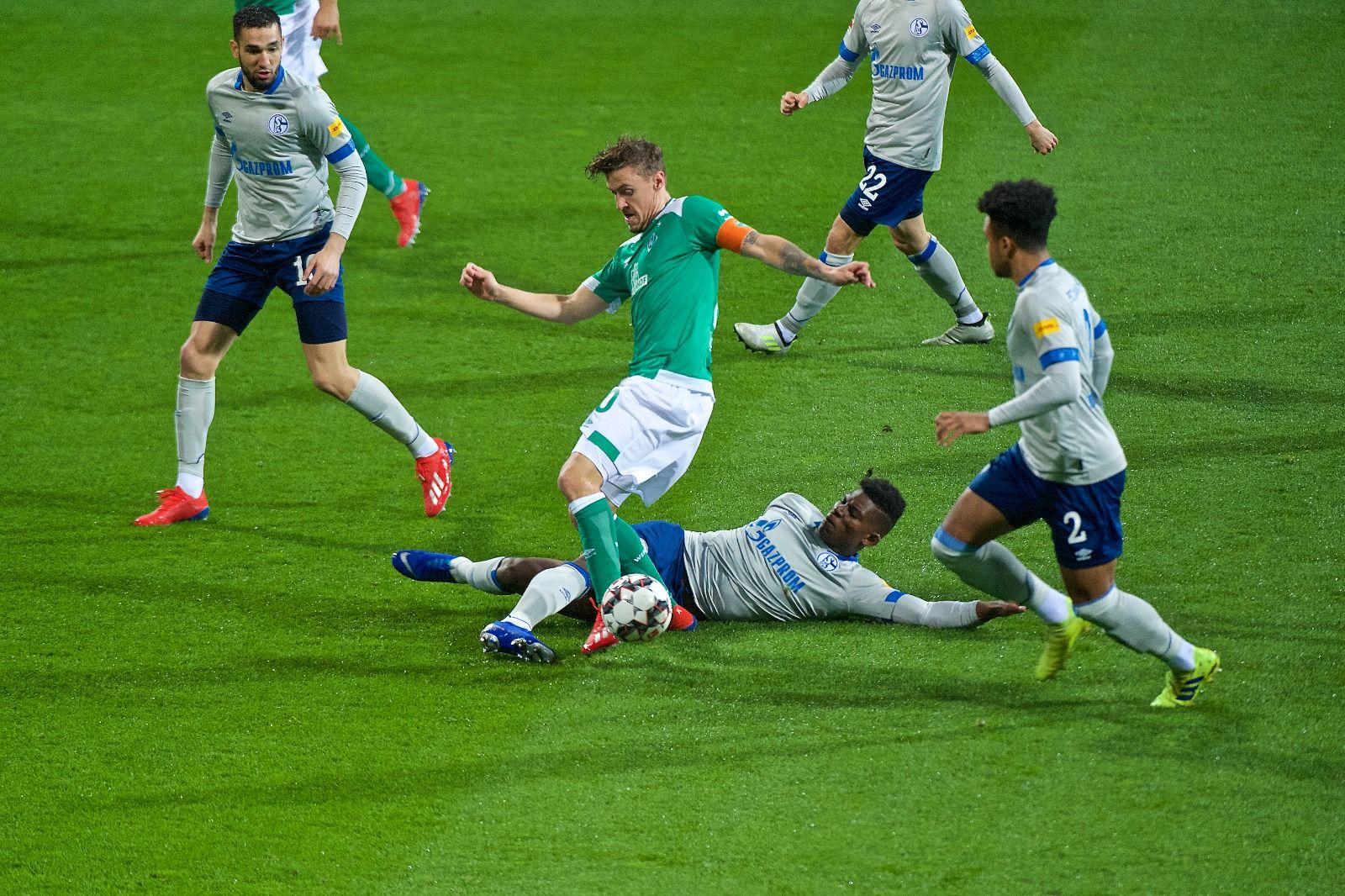 Schalke Gegen Bremen 2017
