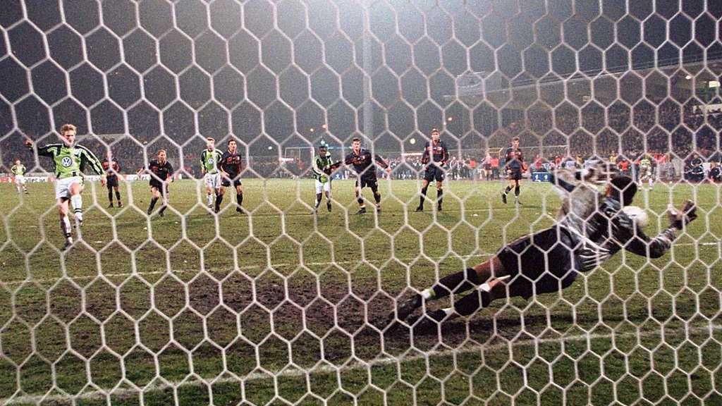 Werder Bremen Wita 10 M U00e4rz 1999 Werder Dank Elfmeter