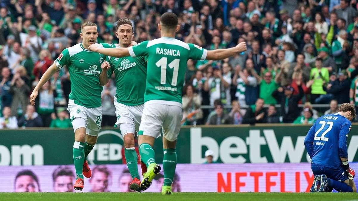 Bremen Gegen Mainz