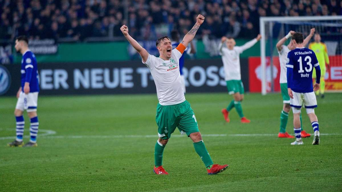 Werder Schalke Dfb Pokal