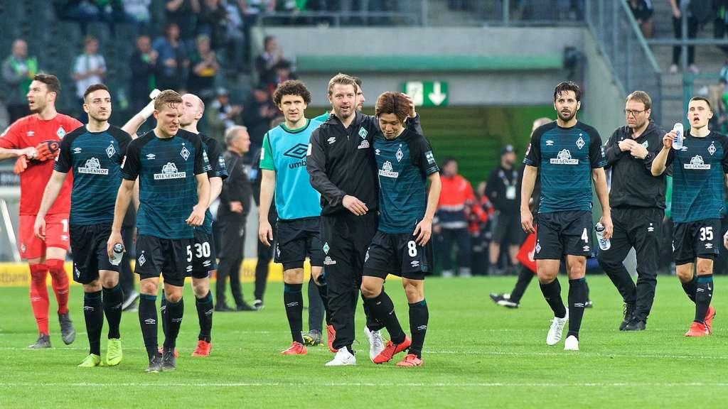 Jetzt Live Werder Bremen Gegen Borussia Monchengladbach Im