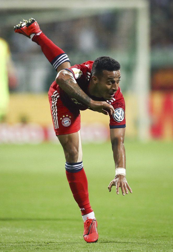 Werder Bremen Gegen Bayern MГјnchen