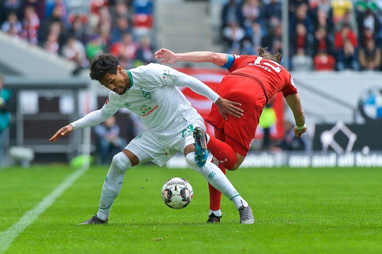 Fortuna Düsseldorf Gegen Werder Bremen