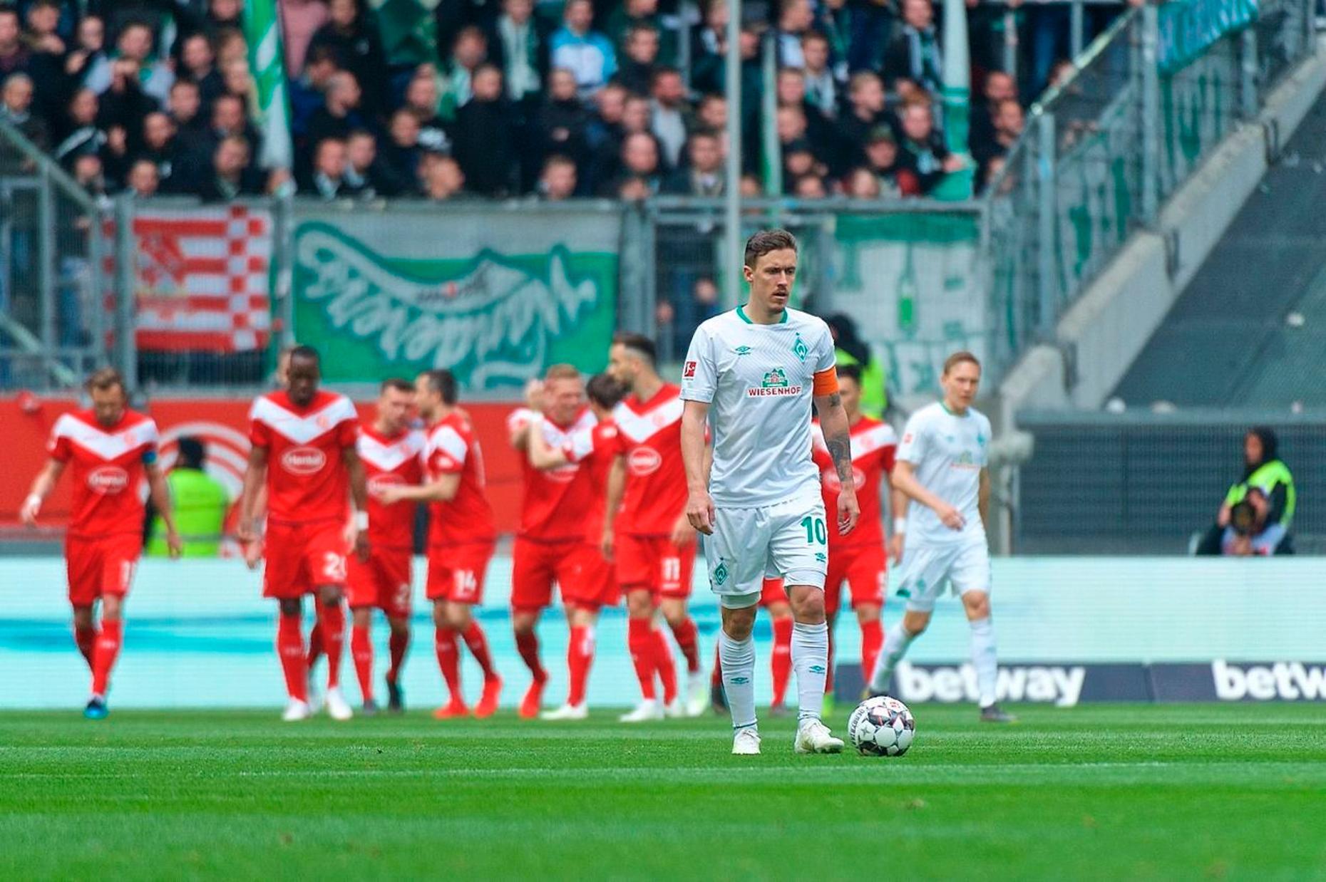Düsseldorf Gegen Bremen