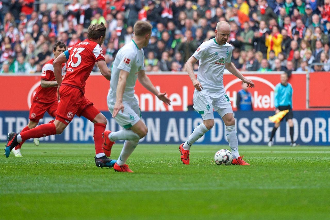 Fortuna DГјsseldorf Gegen Werder Bremen