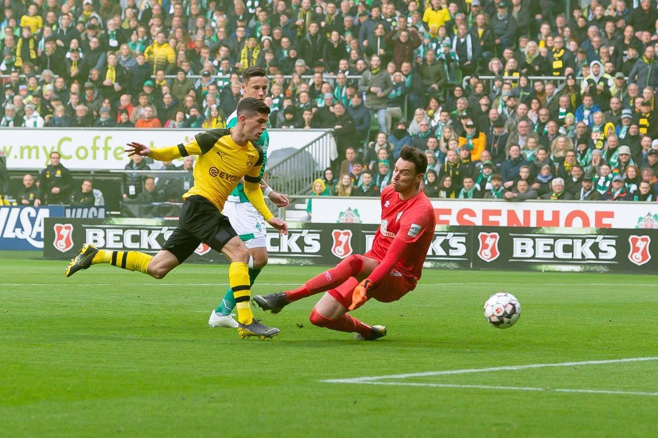 Werder Bremen Gegen Dortmund