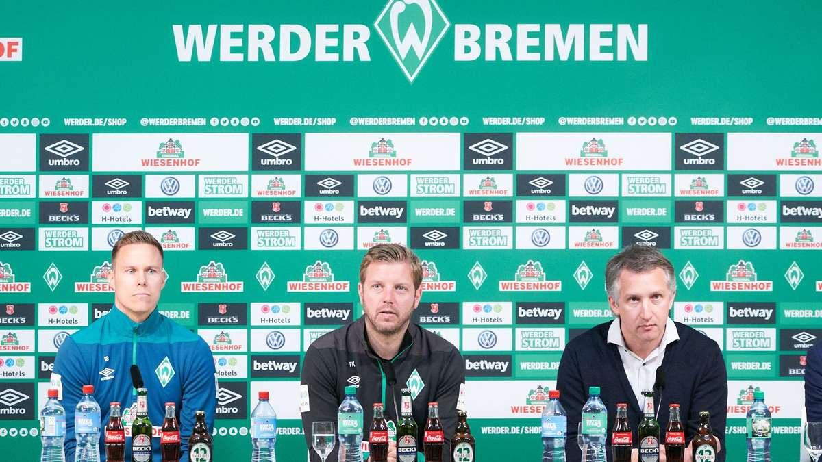 Vor Saison-Finale gegen Leipzig: Die Highlights der Werder-PK in 189,9 Sekunden