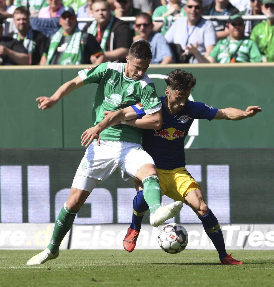 Werder Bremen Gegen Rb Leipzig