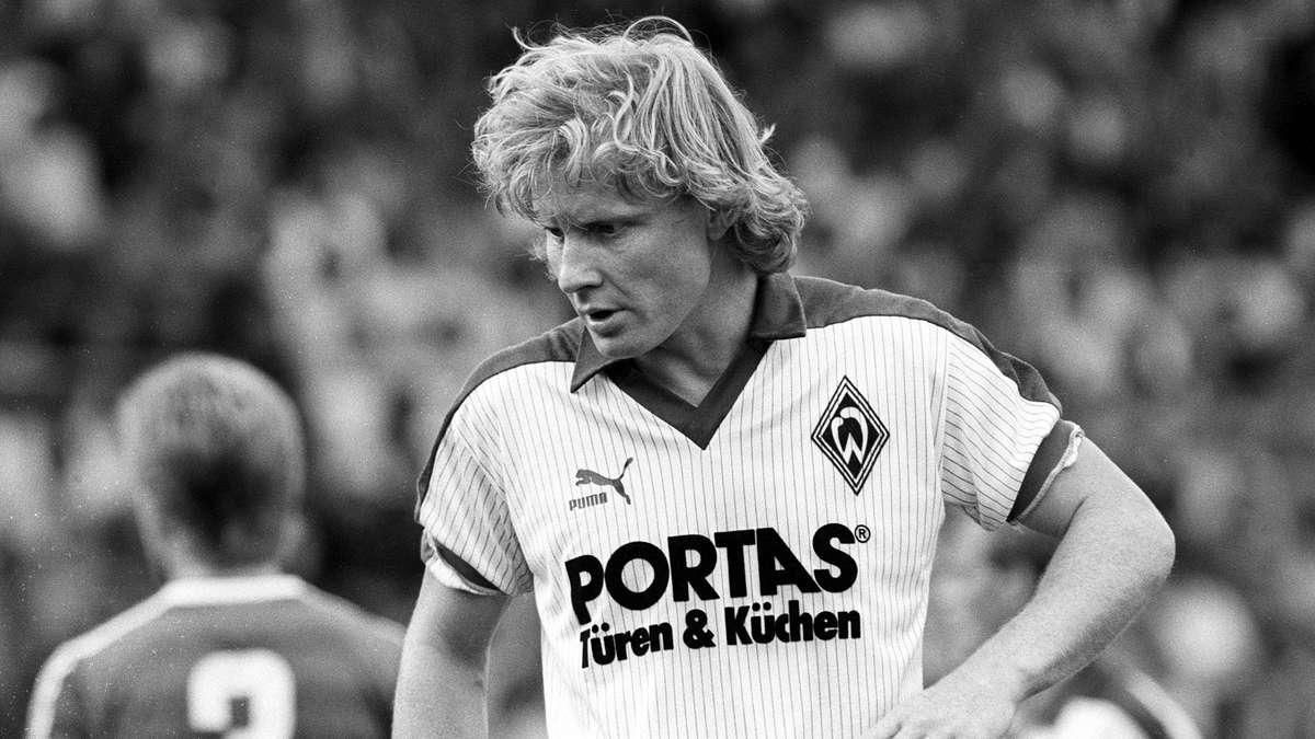 Manfred Burgsmüller Verstorben: Werder-Bremen-Stürmer