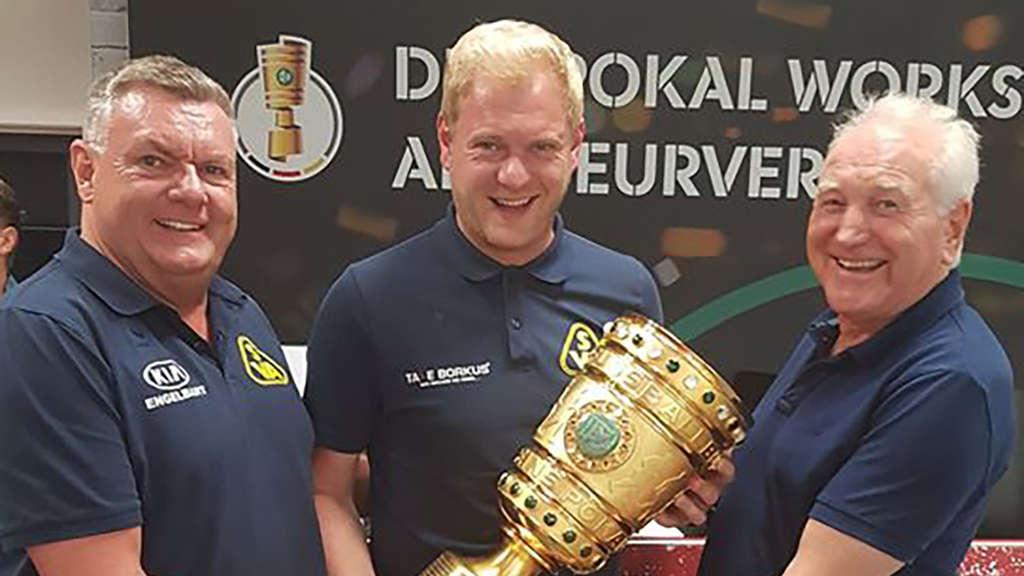 Werder Bremen Atlas Delmenhorst