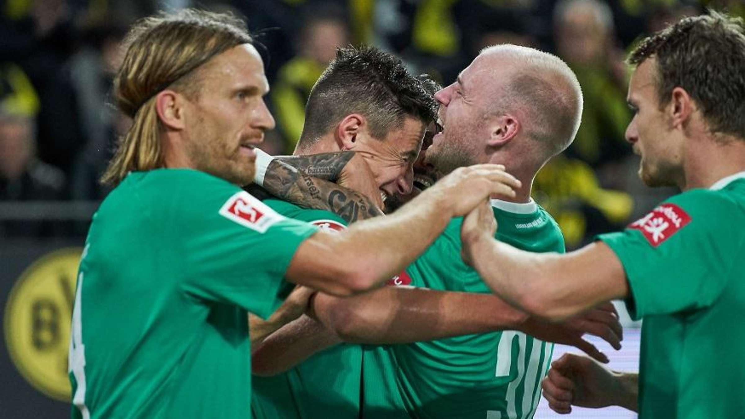 Werder Bremen Vs Eintracht Frankfurt Im Tv Live Im Live