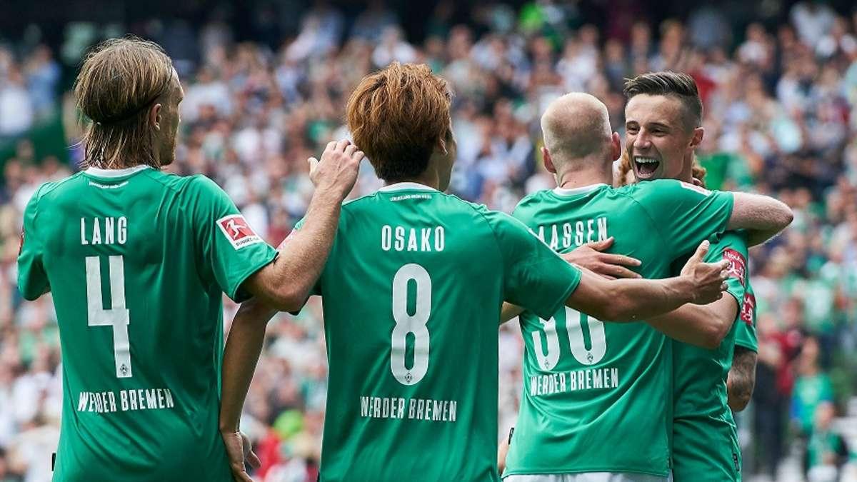 Wie Steht Es Bei Werder Bremen