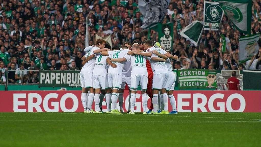 Werder Bremen St Pauli