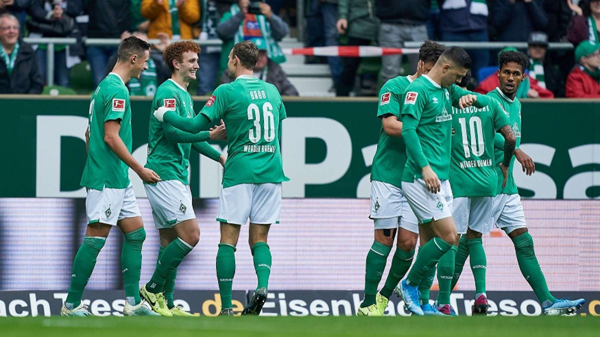 Werder Bremen Bei Bayer Leverkusen Live Im Tv Stream