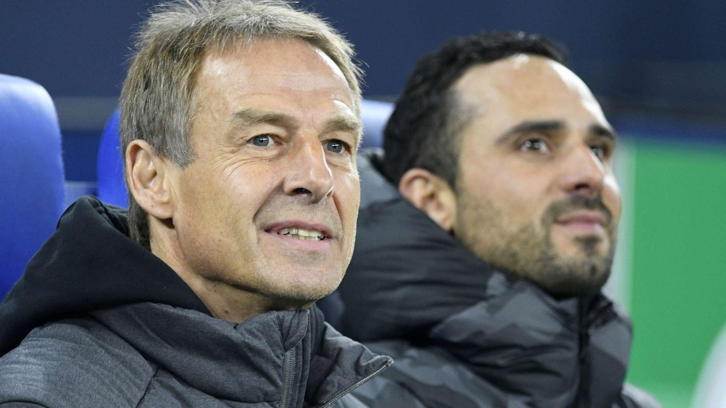 Werder Bremen-Ex-Trainer Alexander Nouri jetzt Chef bei Hertha BSC!   News