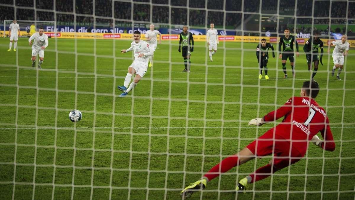 Vfl Wolfsburg Gegen Werder Bremen