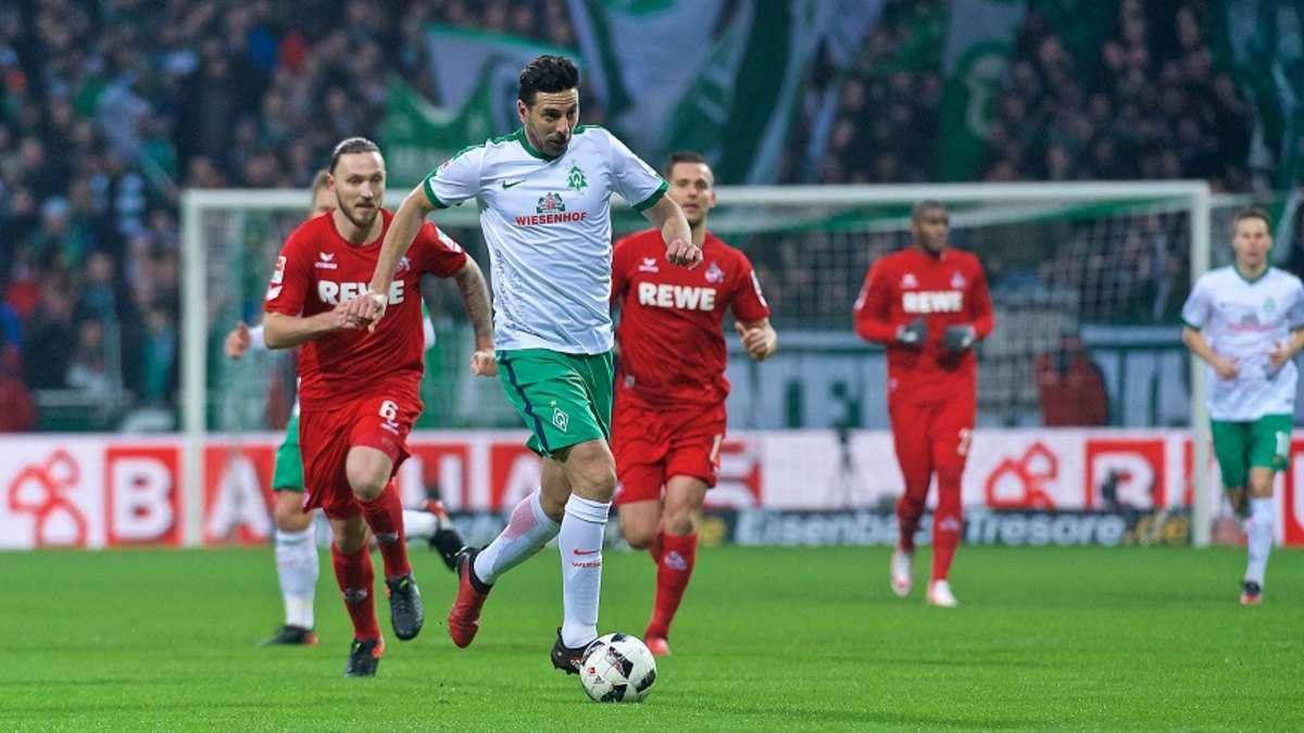 Werder Bremen Gegen Köln 2021