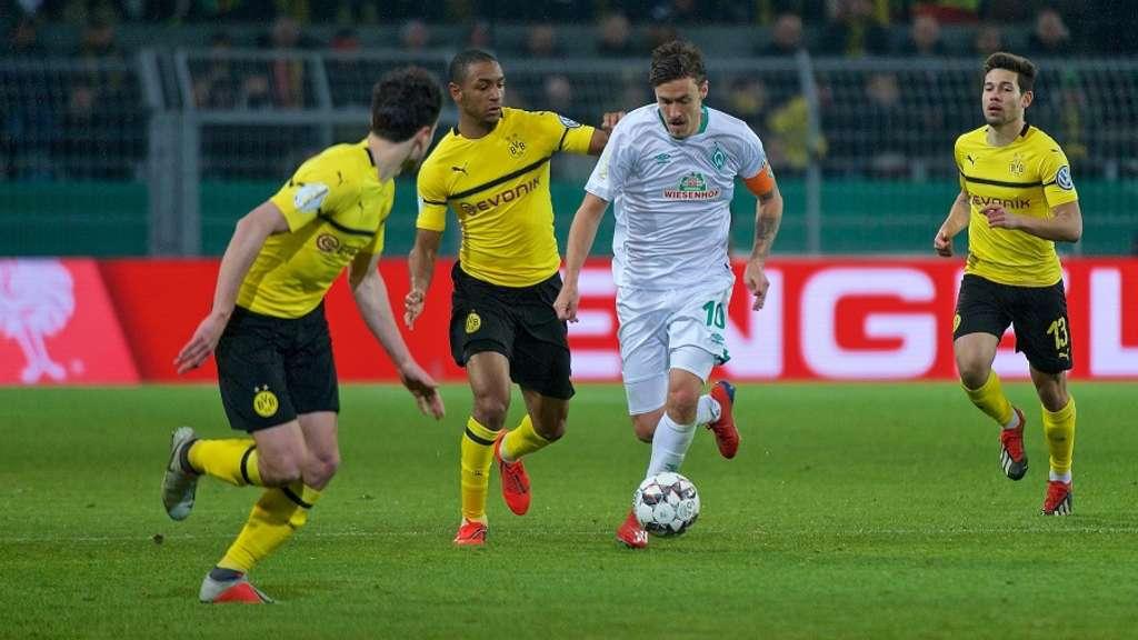 Dfb Pokal Werder Dortmund