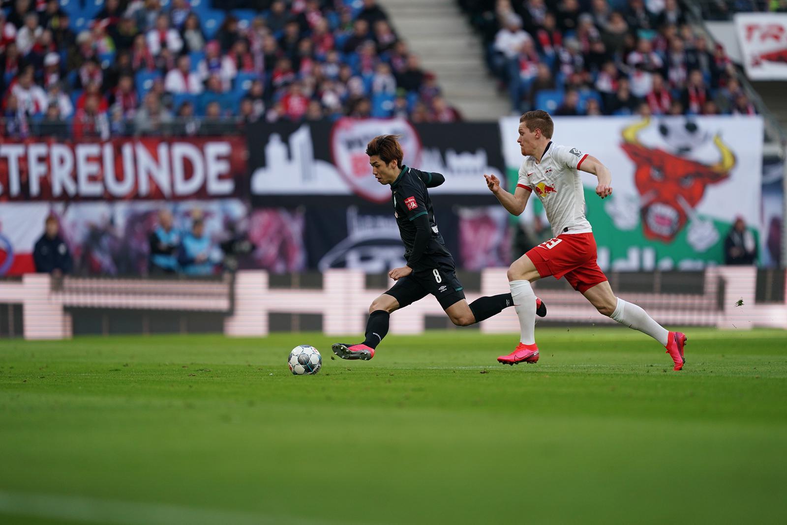 Bremen Gegen Leipzig