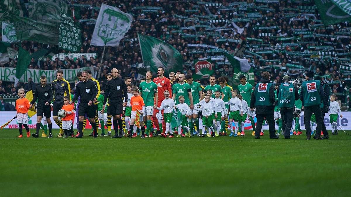 AnstoГџzeiten Bundesliga