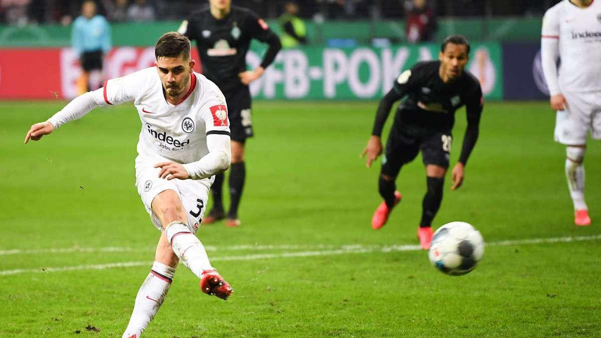 Werder Bremen Gegen Frankfurt