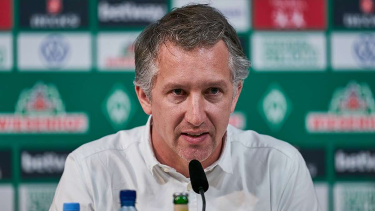 Werder Bremen: This is how Frank Baumann plans the quarantine ...