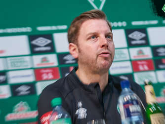 Video: So will Werder-Coach Kohfeldt Gladbach schlagen