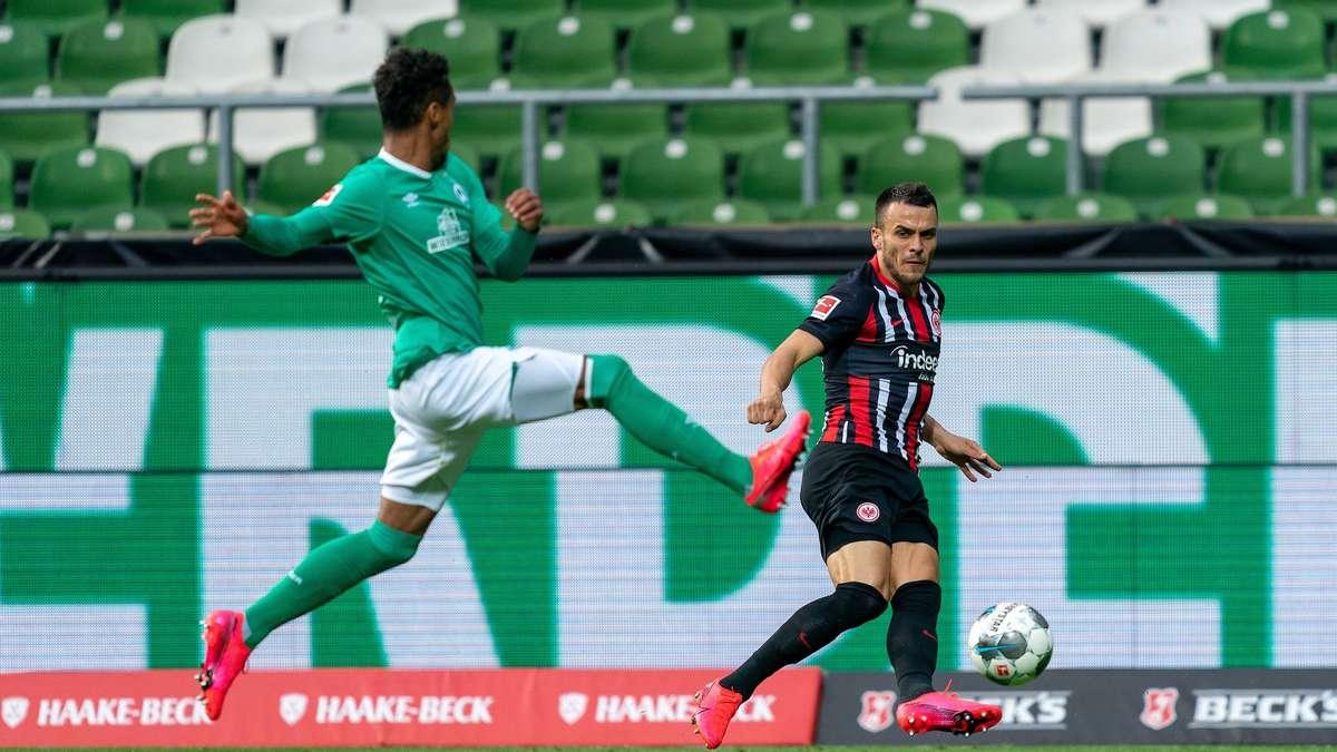Bremen Gegen Frankfurt