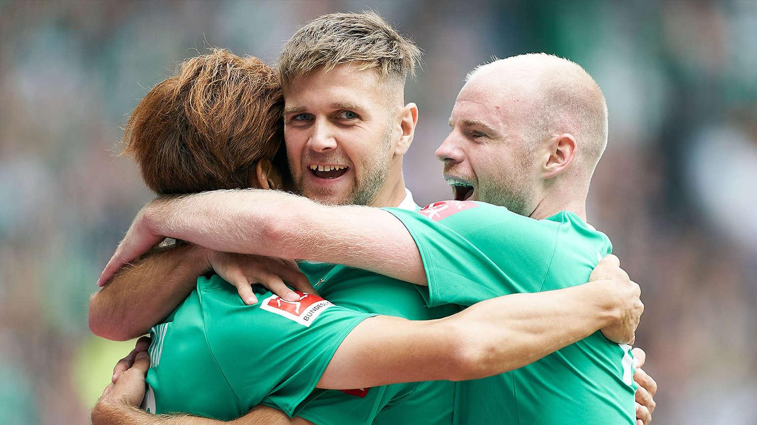 Werder Transfers