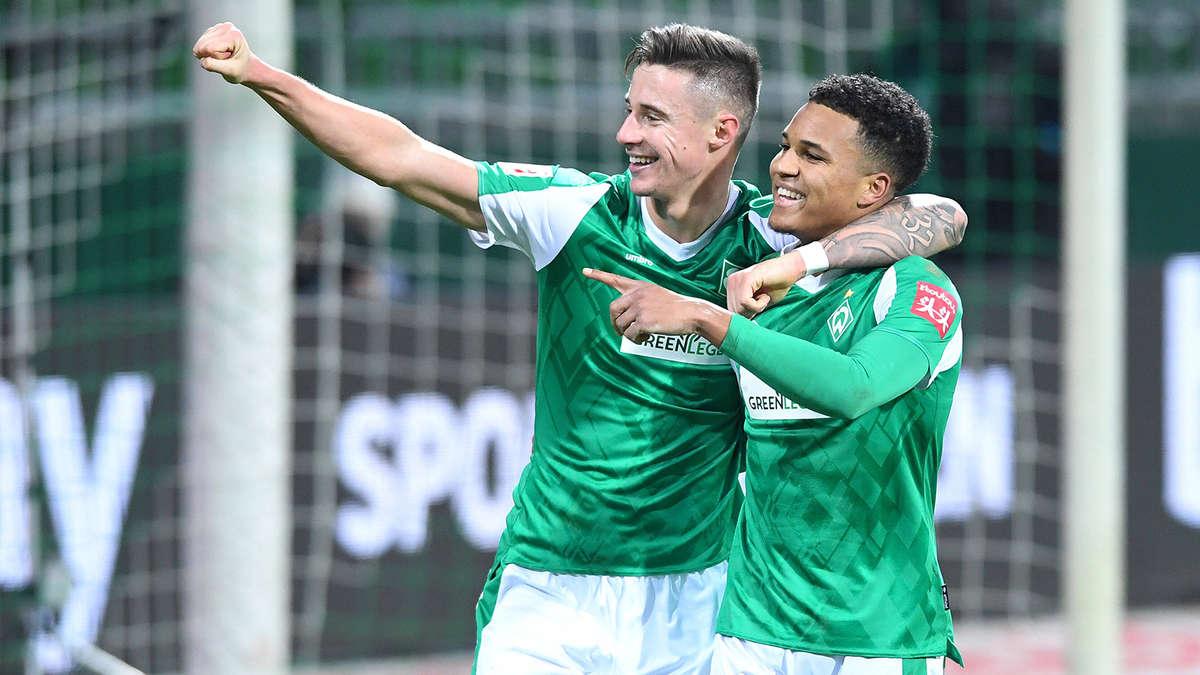 Hsv Gegen Werder Bremen 2021