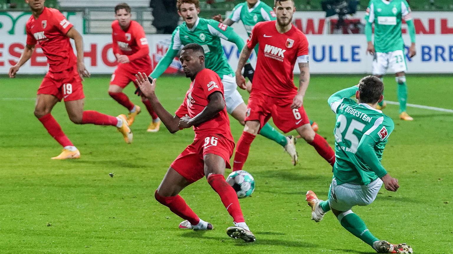 Werder Gegen Augsburg