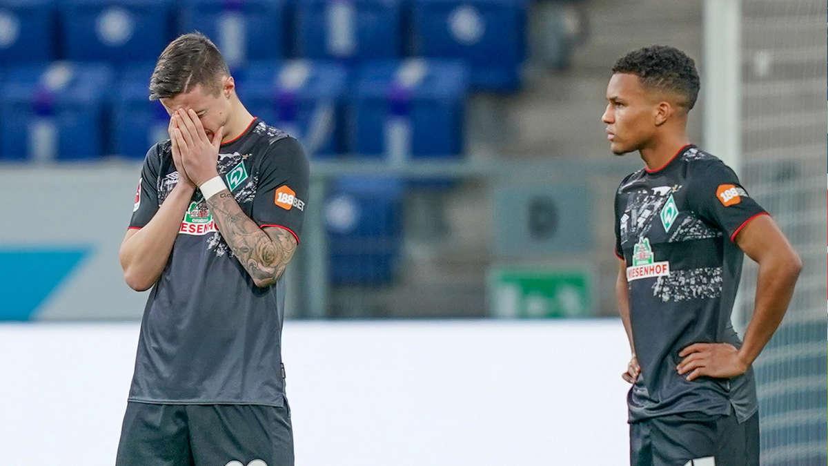 Werder Bremen in Noten gegen Hoffenheim: Glatte 6 für Marco Friedl! - deichstube.de